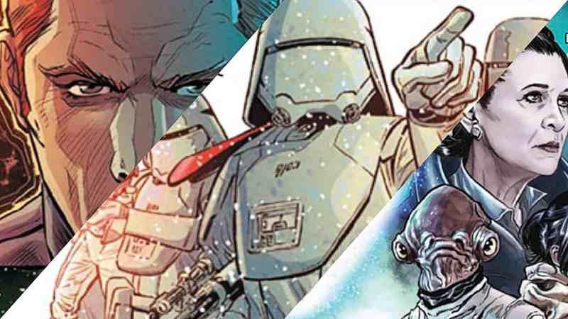 Star Wars Allegiance 1 Marvel Comics