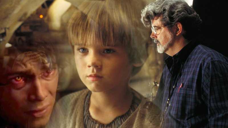 Star Wars Anakin Forza George Lucas Midichlorian