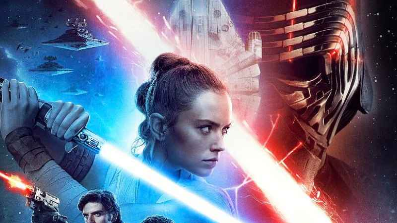 Star Wars Episodio IX POSTER FINALE