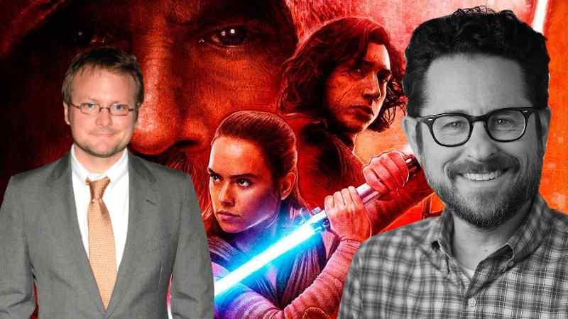 Star Wars Gli Ultimi Jedi J.J. Abrams Rian Johnson