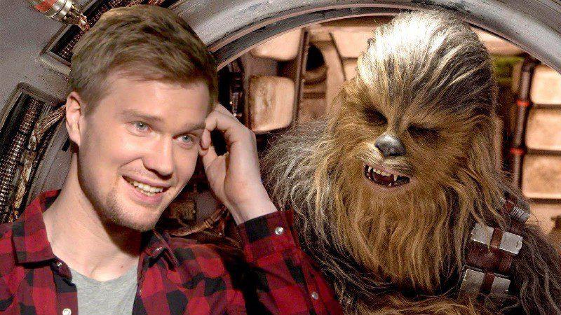 Star Wars: Joonas Suotamo/Chewbacca a Lucca Comics 2019