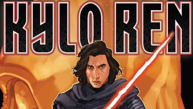 Star Wars Kylo Ren Age of Resistance