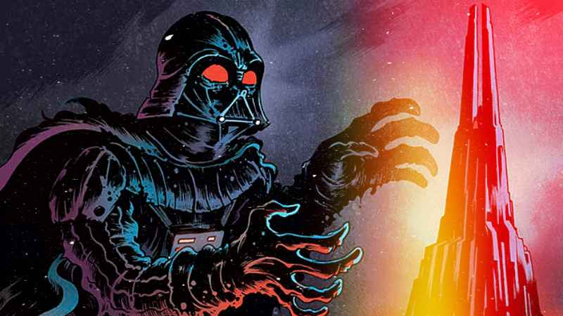 Star Wars Return to Vader Castle 5