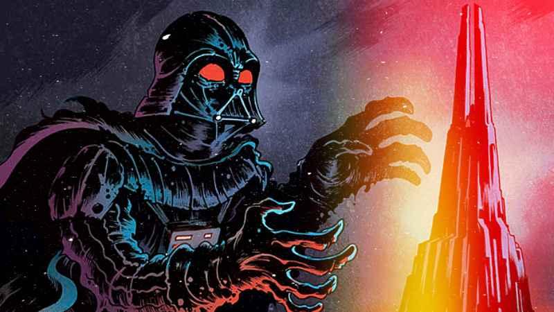 Star Wars Return to Vader Castle 5