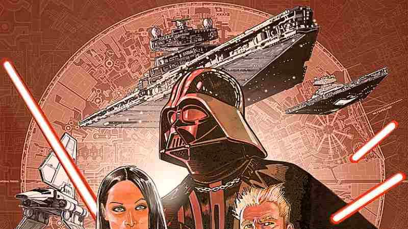 Star Wars Sacrificio fan film poster