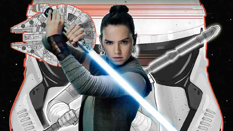 Star Wars Spark of the Resistance Rey Forza Romanzo Libro