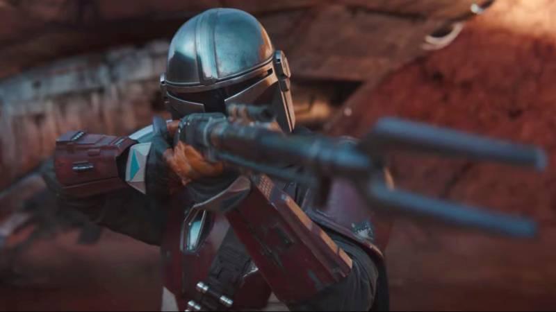 Star Wars The Mandalorian Trailer Finale