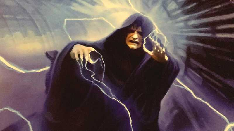 Star Wars The Skywalker Saga Palpatine Brian Rood