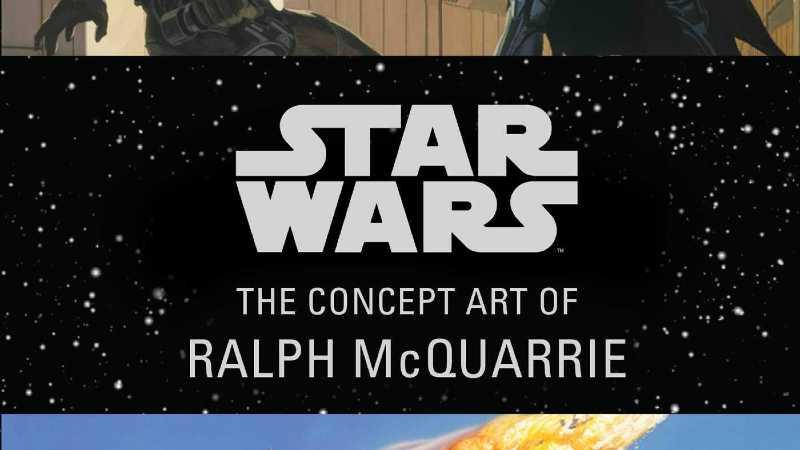 Star Wars The concept art of Ralph McQuarrie mini book Amazon Italia
