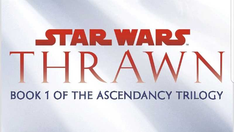 Star Wars Thrawn The Ascendancy Trilogy Timothy Zahn