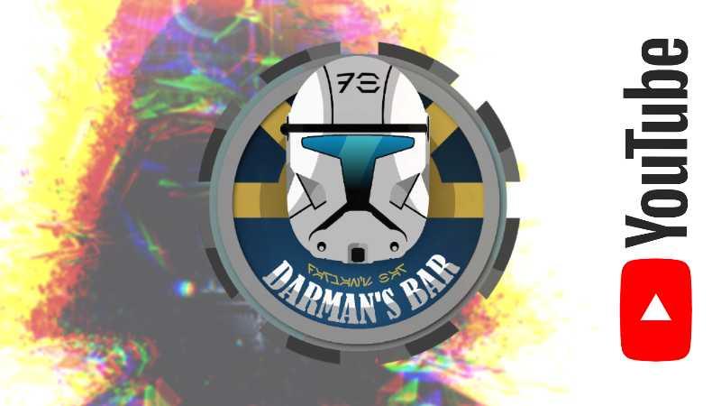 Star Wars Youtubers Damian's Bar Canone