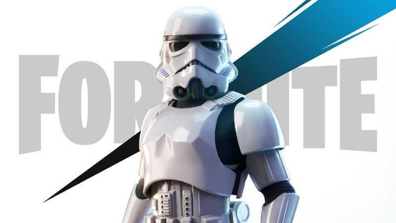 Fortnite - Imperial Stormtrooper Announce Trailer Star Wars Trailer Fortnite