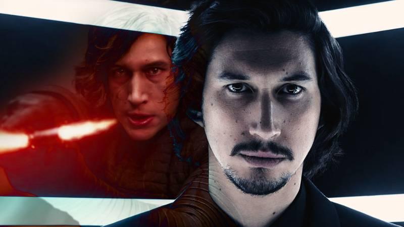 Star Wars: Adam Driver parla del suo stalker vestito da Kylo Ren