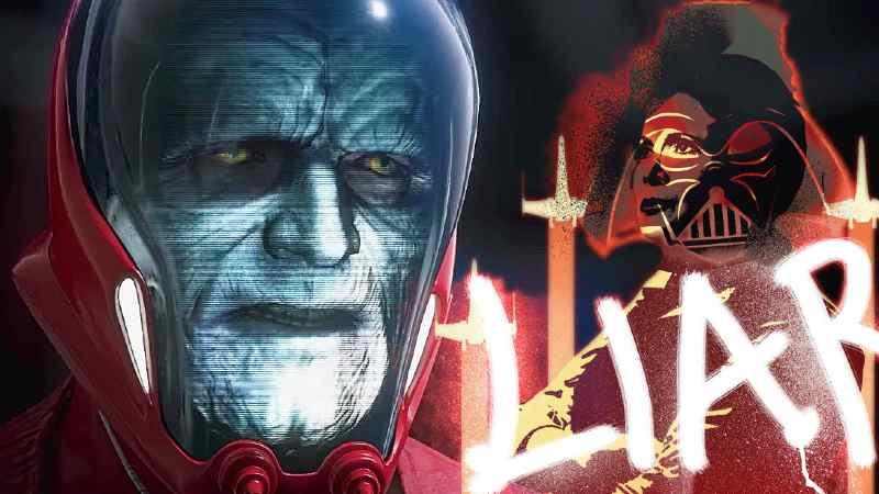 Star Wars Battlefront 2 Palpatine droid Resistance Reborn