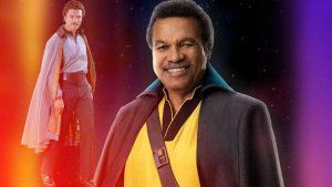 Star Wars Billy Dee Williams Gender Fluid fluidità di genere Lando Calrissian Pansessuale