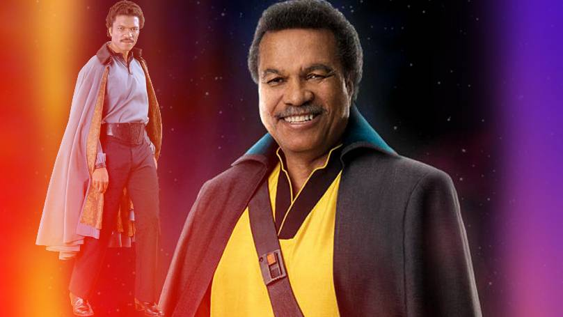 Star Wars Billy Dee Williams Gender Fluid fluidità di genere Lando Calrissian Pansessuale