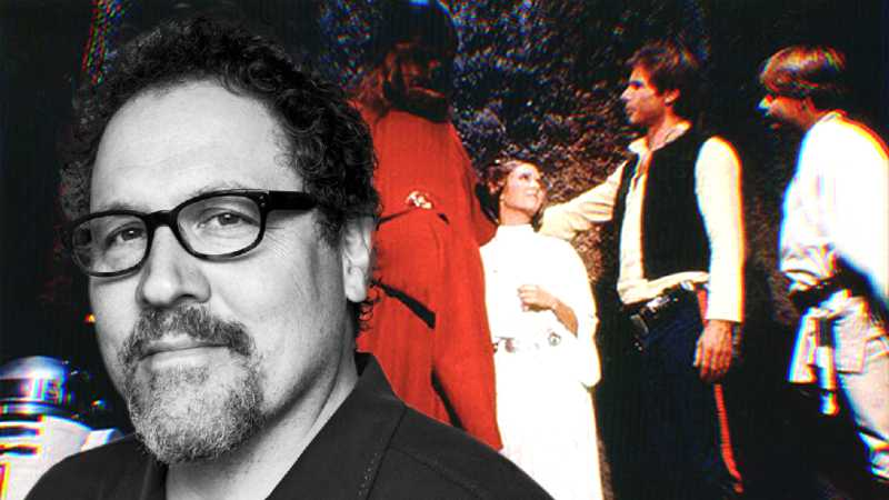 Star Wars Holiday Special Day life Jon Favreau