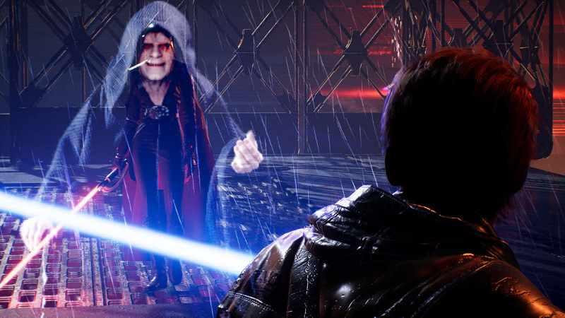 Star Wars Jedi Fallen Order Imperatore
