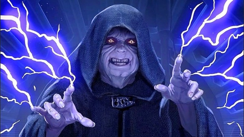 Star Wars Palpatine Episodio IX Ascesa Skywalker Imperatore vivo