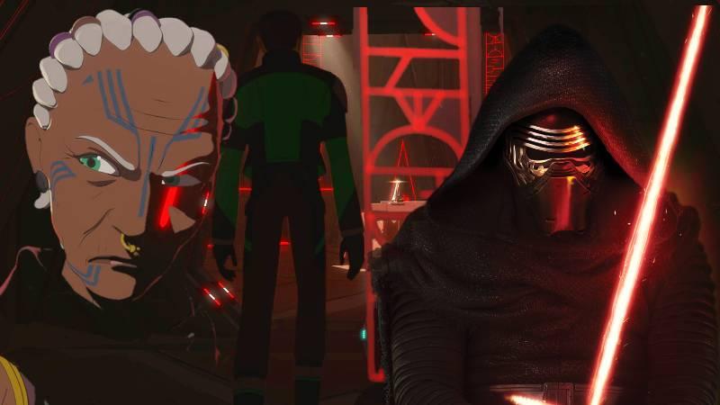 Star Wars Resistance Relic Raider