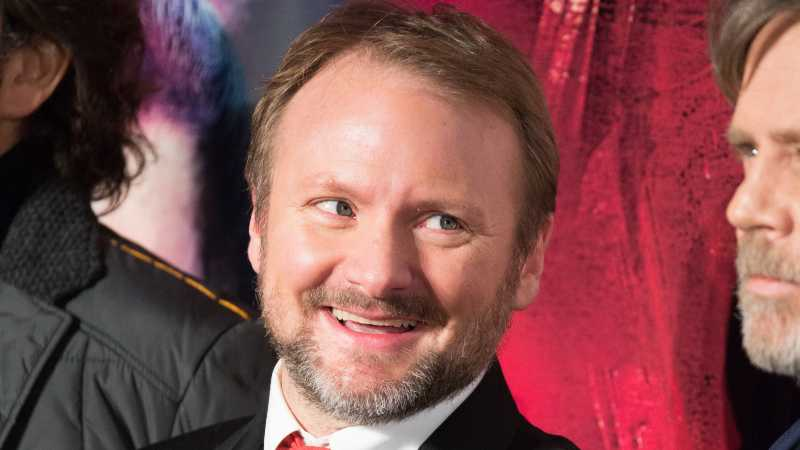 Star Wars Rian Johnson regista