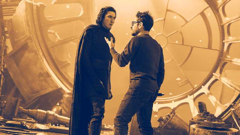 Star Wars Segreto Skywalker Kylo Ren Adam Driver J.J. Abrams Episodio IX L'Ascesa 9