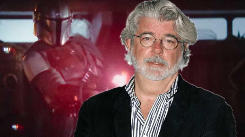 Star Wars The Mandalorian George Lucas
