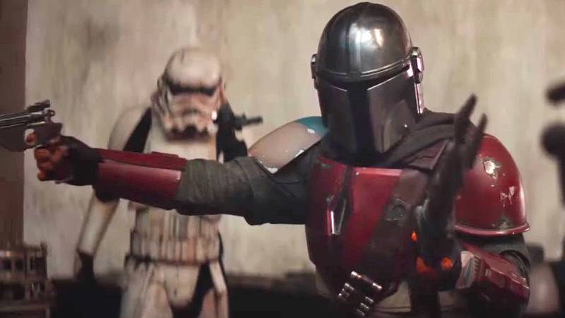 Star Wars The Mandalorian La Purga