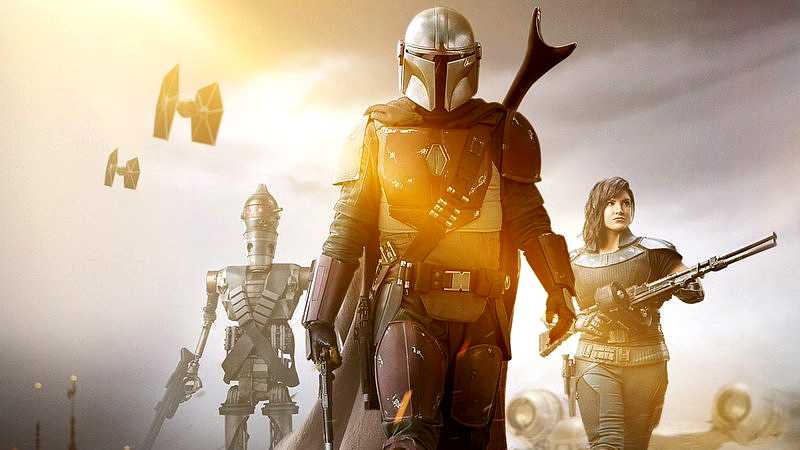 Star Wars The Mandalorian Recensione No spoiler 1 2 3 4 5 6 7 8 episodio