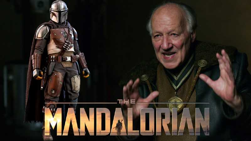 Werner Herzog The Mandalorian Star Wars
