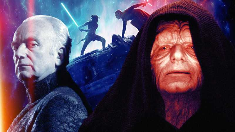 Star Wars Final Order Ordine Finale di Palpatine Imperatore