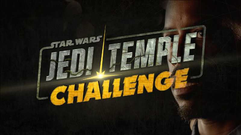 Star Wars Jedi Temple Challenge Disney+ Ahmed Best