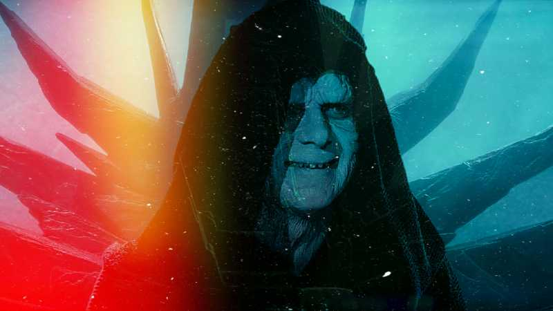 Star Wars Palpatine Imperatore Episodio IX Ascesa Skywalker(1)