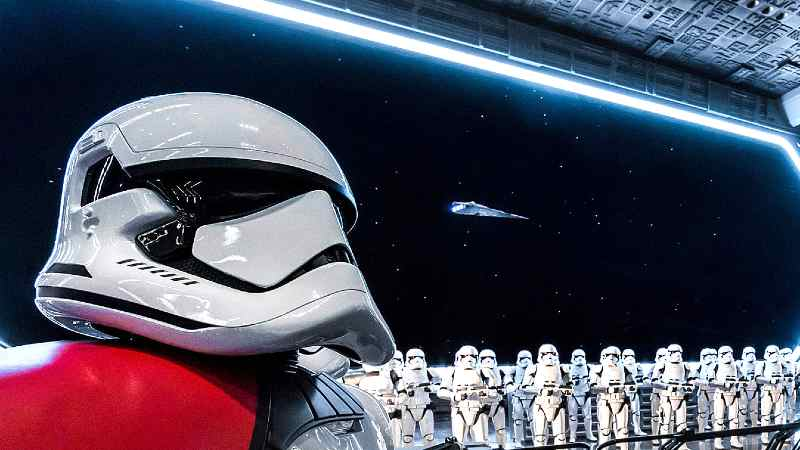 Star Wars Rise of Resistance parco Galaxy's Edge biglietti