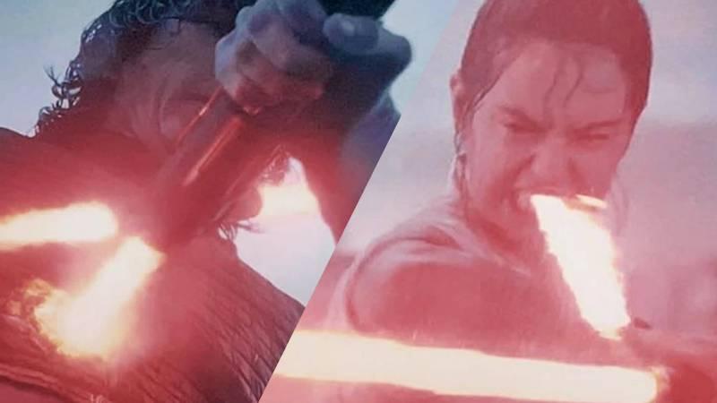 Star Wars Episodio IX Rey Kylo Ren Leia Organa sacrificio morte