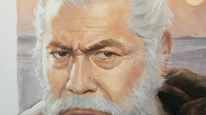 Star Wars George Lucas Toshiro Mifune Obi-Wan Kenobi(1)