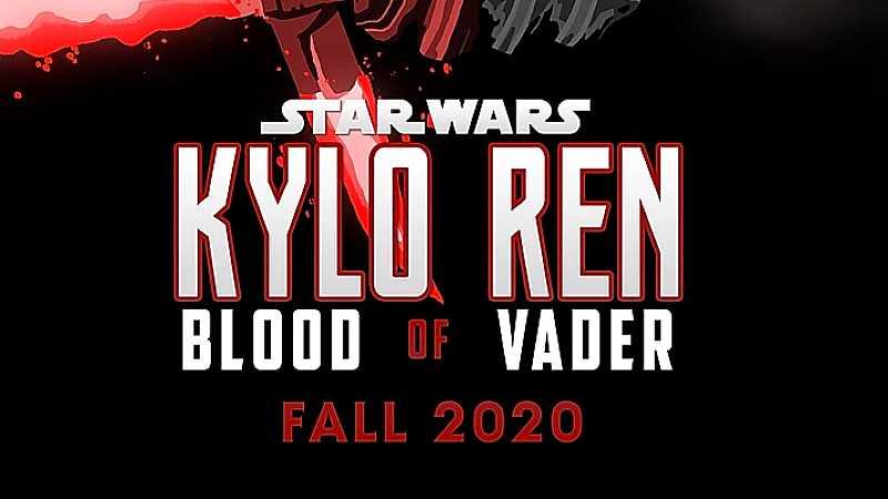 Star Wars Kylo Ren Blood of Vader