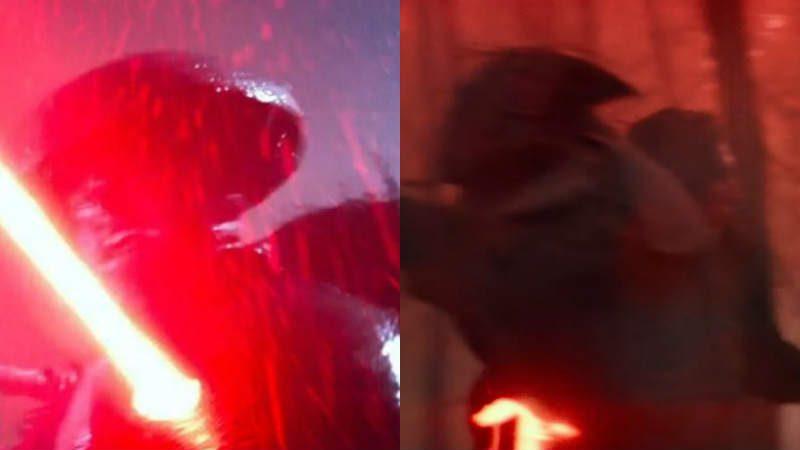 Star Wars Kylo Ren visione Diade
