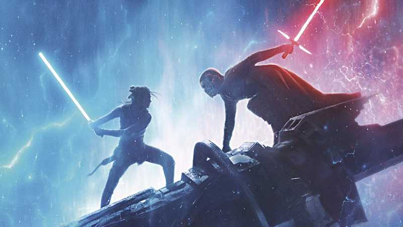 Star Wars Rise of Skywalker Episodio IX Rae Carson Expanded Edition Ascesa di Skywalker Edizione Ampliata Mondadori(1)