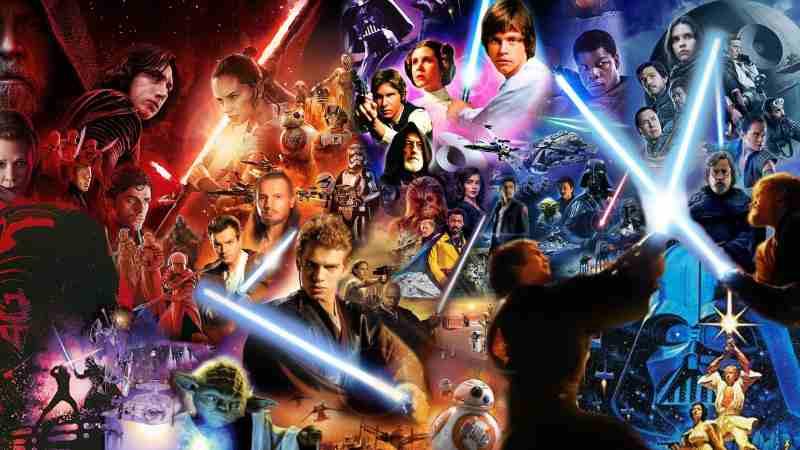 Star Wars Saga Completa Canone(1)