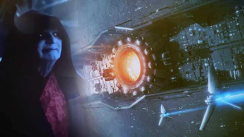 Star Wars Starkiller Imperatore Palpatine Ilum(1)