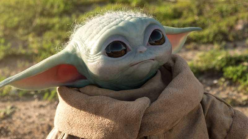 The Child Baby Yoda Sideshow The Mandalorian Star Wars(1)