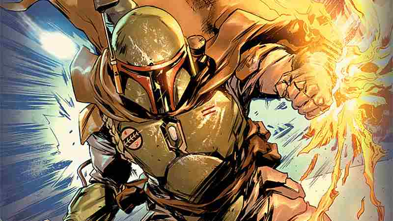 Bounty Hunters Marvel Comics Boba Fett 1 2020 Star Wars(1)
