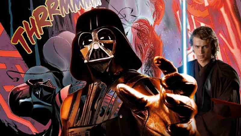 Darth Vader 25 Finale Charles Soule Fortezza Vader Panini Comics 54 Dalle Ceneri
