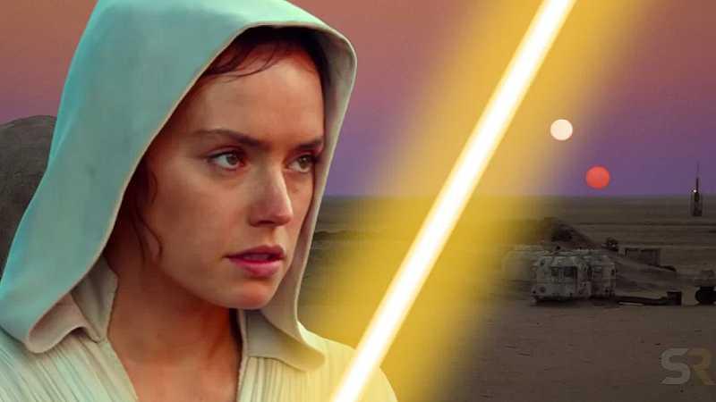 Star Wars Adventures 1 Idw publishing Rey Episodio IX spada gialla(1)