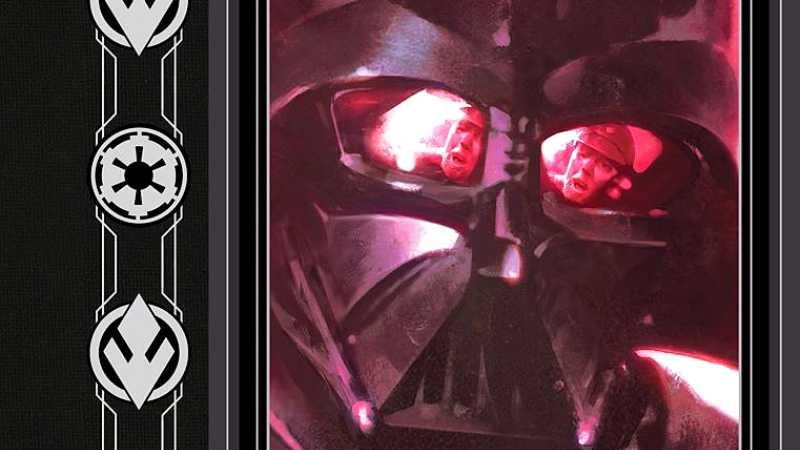 Star Wars Dark Legends Libro Romanzo(1)