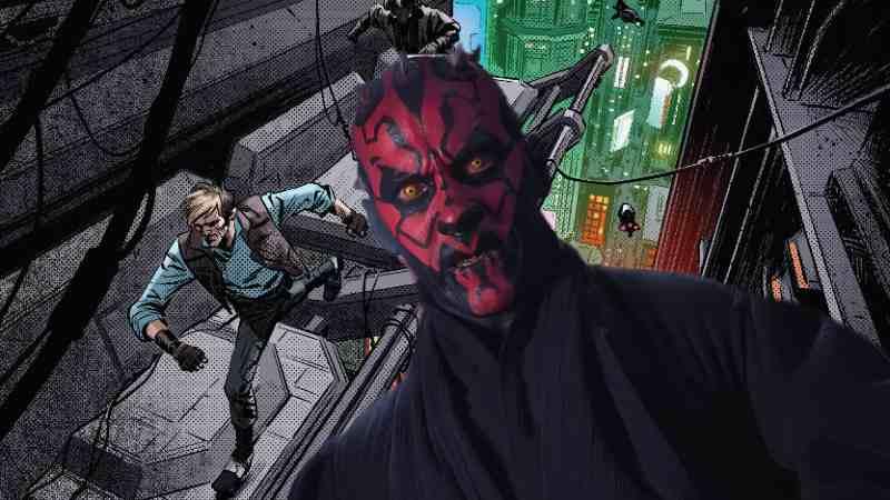 Star Wars Età Repubblica Nemici Maul(1)