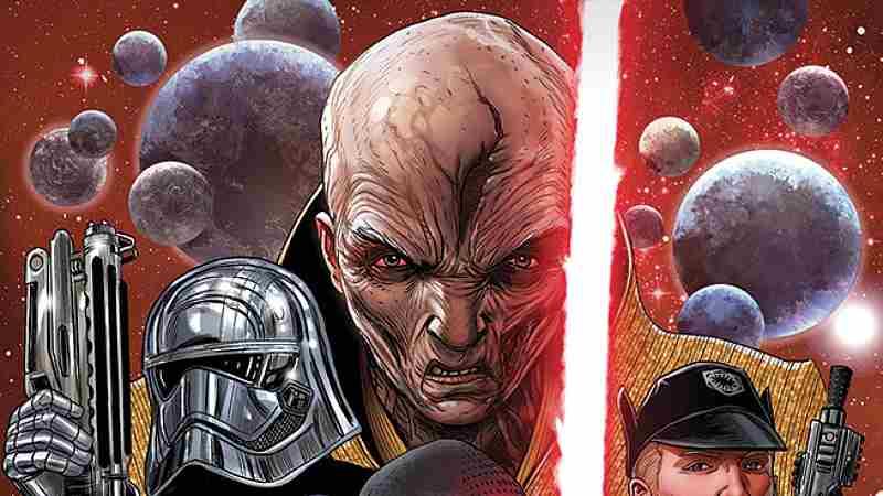 Star Wars Età della Resistenza Nemici Panini Comics(1)