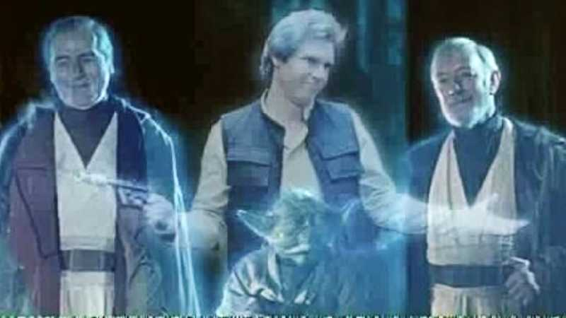 Star Wars Fantasma di Forza Han Solo(1)
