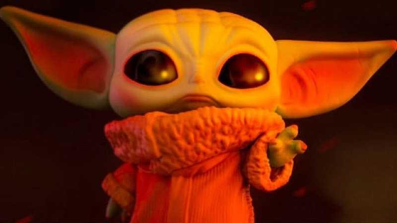 Star Wars Funko Pop Baby Yoda Amazon The Child pre-order Italia